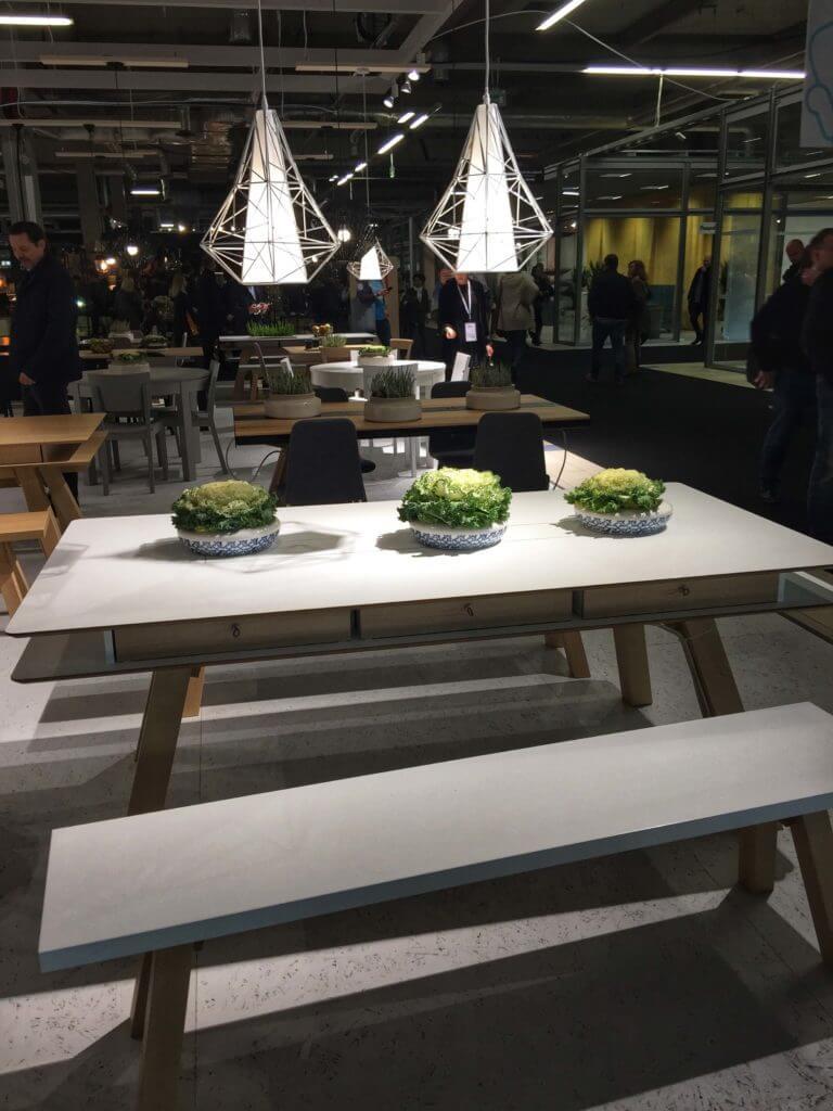 VOX meble stół z szufladami