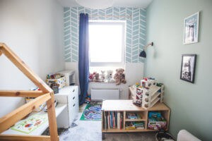 Pokój Henryka chłopięcy pokój Home Stagerka