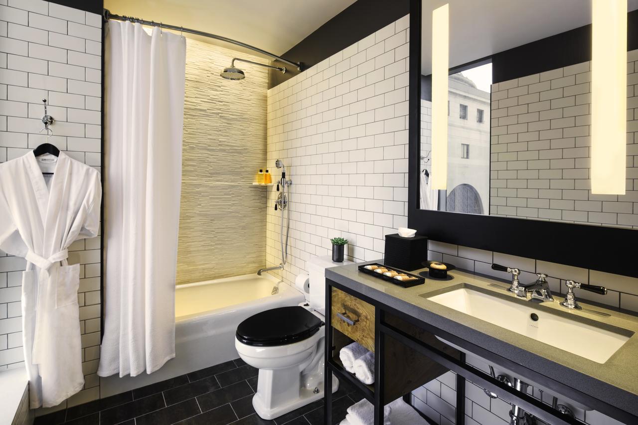 Hotel 50 Bowery piękny hotel w NYC