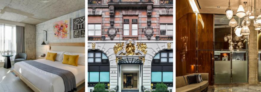 najpiękniejsze hotele Nowego Jorku cz. 1