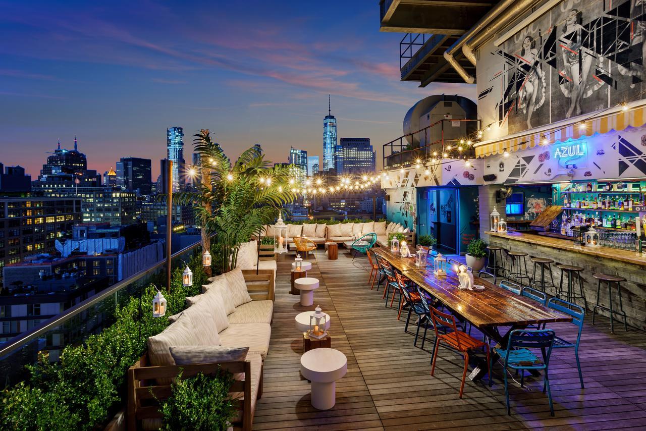 HUGO piękny hotel w Nowym Jorku