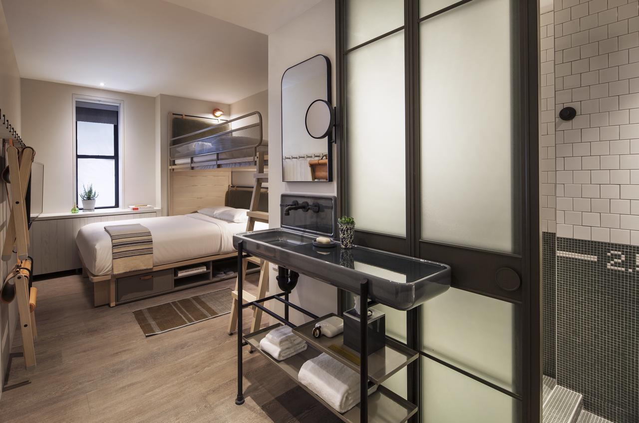 MOXY piękny hotel w Nowym Jorku